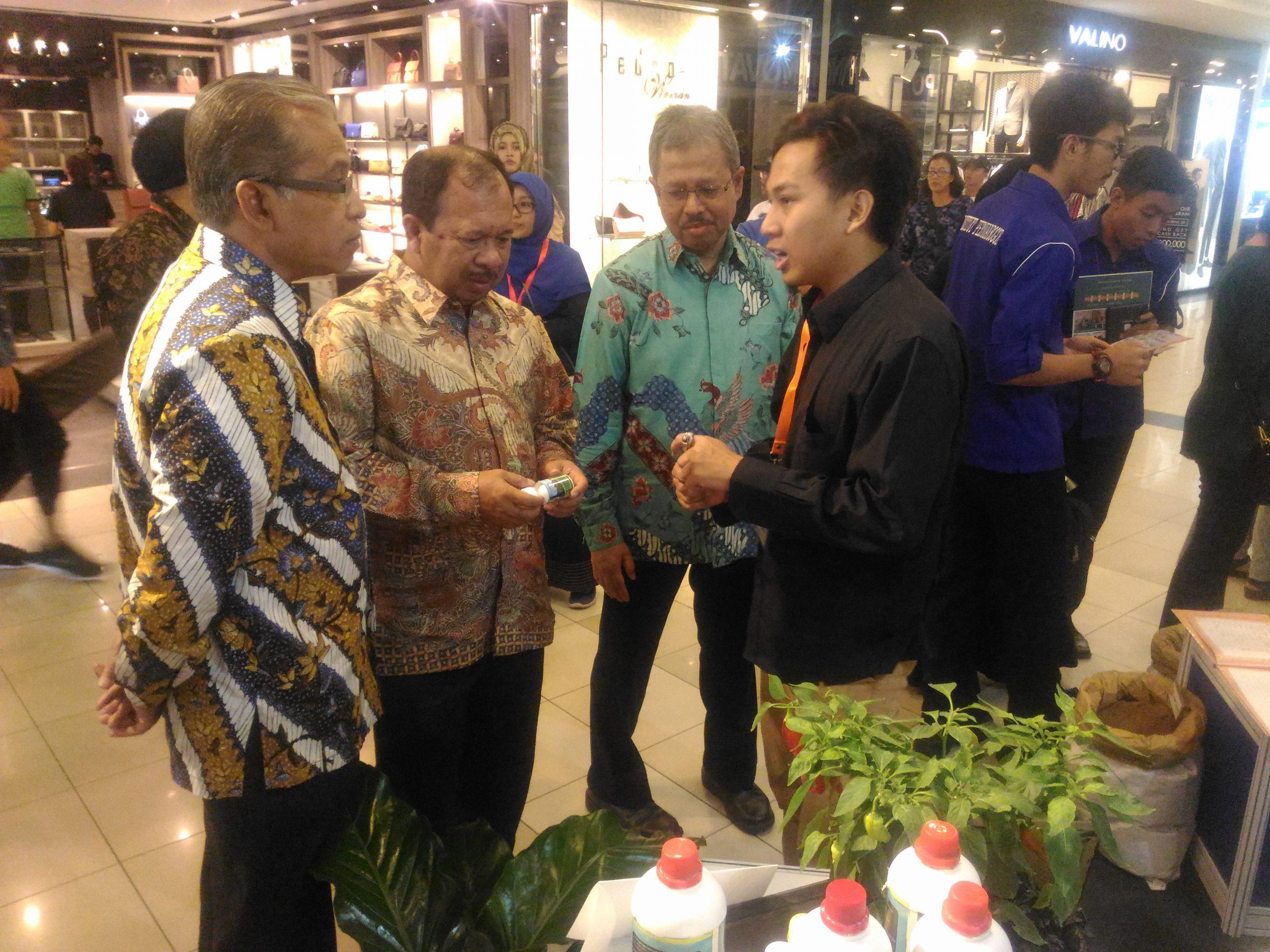 Bersama Rektor